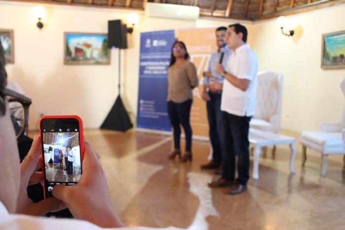 Jóvenes en un diplomado KAS en América Latina