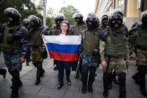 Protesta en Moscú, agosto 2019 | Foto: Shutterstock