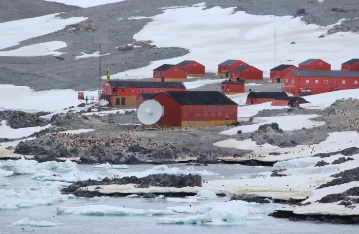 Base argentina en la Antártida | Foto: Pixabay