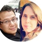 Catalina Arango Patiño y Salvador Herencia-Carrasco